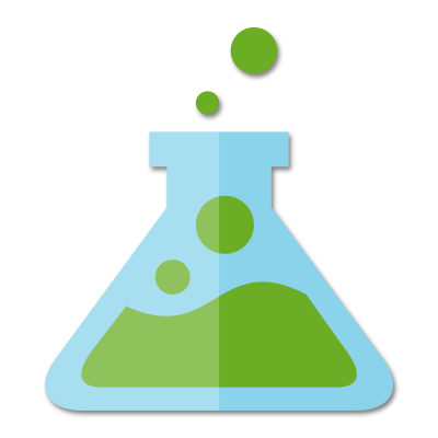 Beaker Icon - Software Design & Development