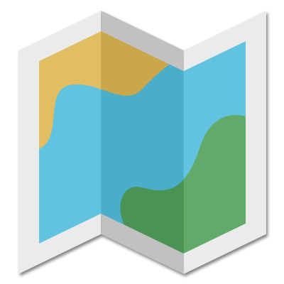 Map Icon - Software Development Approach