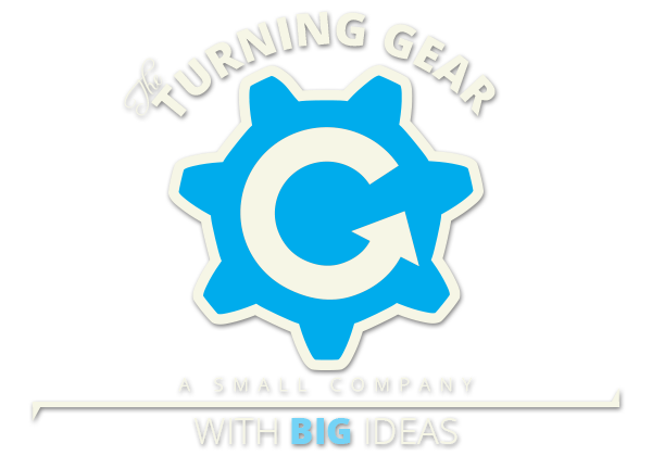 The Turning Gear web design and software development located in Columbia, MO