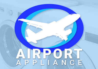 Airport Appliance Logo & Website