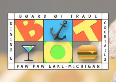 Board of Trade Logo & Website
