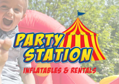 Party Station Inflatables Website
