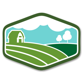Farm Icon - Agriculture Software Development