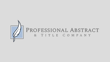 Professional Abstract & Title Company Website & Logo